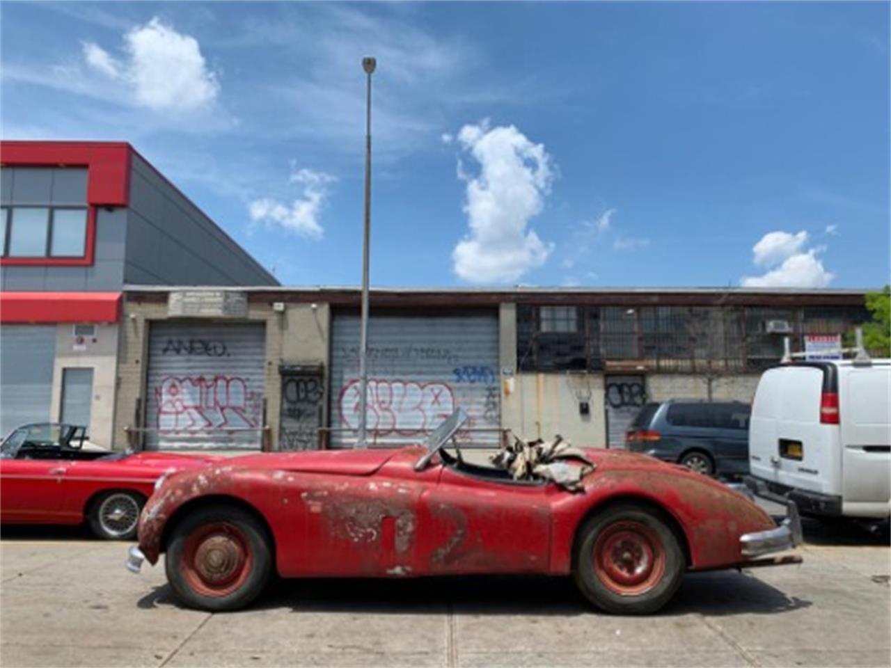 1956 Jaguar XK140 (CC-1271584) for sale in Astoria, New York