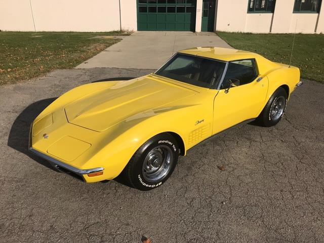 1971 Chevrolet Corvette (CC-1271601) for sale in Shelby Township, Michigan