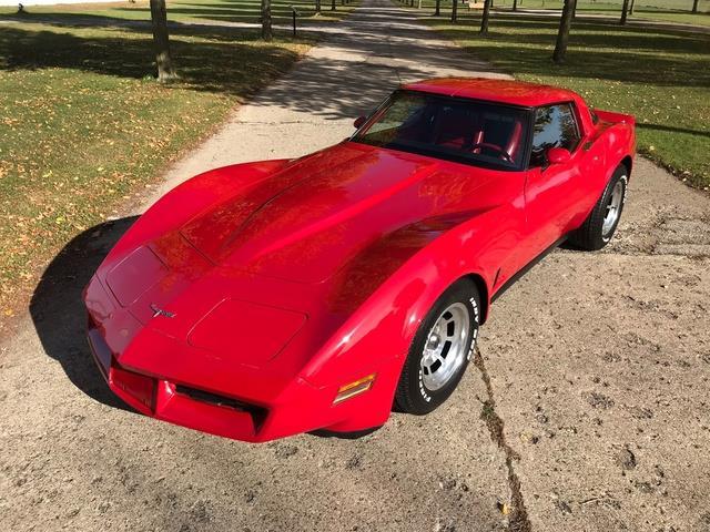 1981 Chevrolet Corvette (CC-1271602) for sale in Shelby Township, Michigan