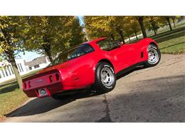 1981 Chevrolet Corvette (CC-1271602) for sale in Shelby Township, Michigan