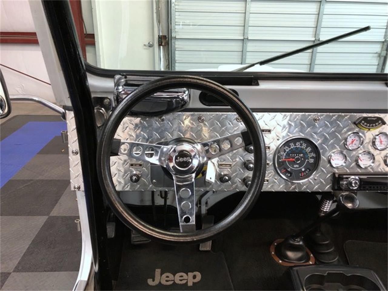 1976 Jeep CJ7 (CC-1271630) for sale in Houston, Texas