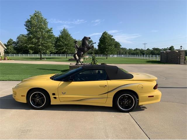2002 Pontiac Firebird (CC-1271633) for sale in Colcord, Oklahoma