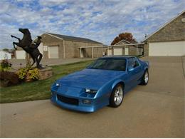1989 Chevrolet Camaro (CC-1271634) for sale in Colcord, Oklahoma