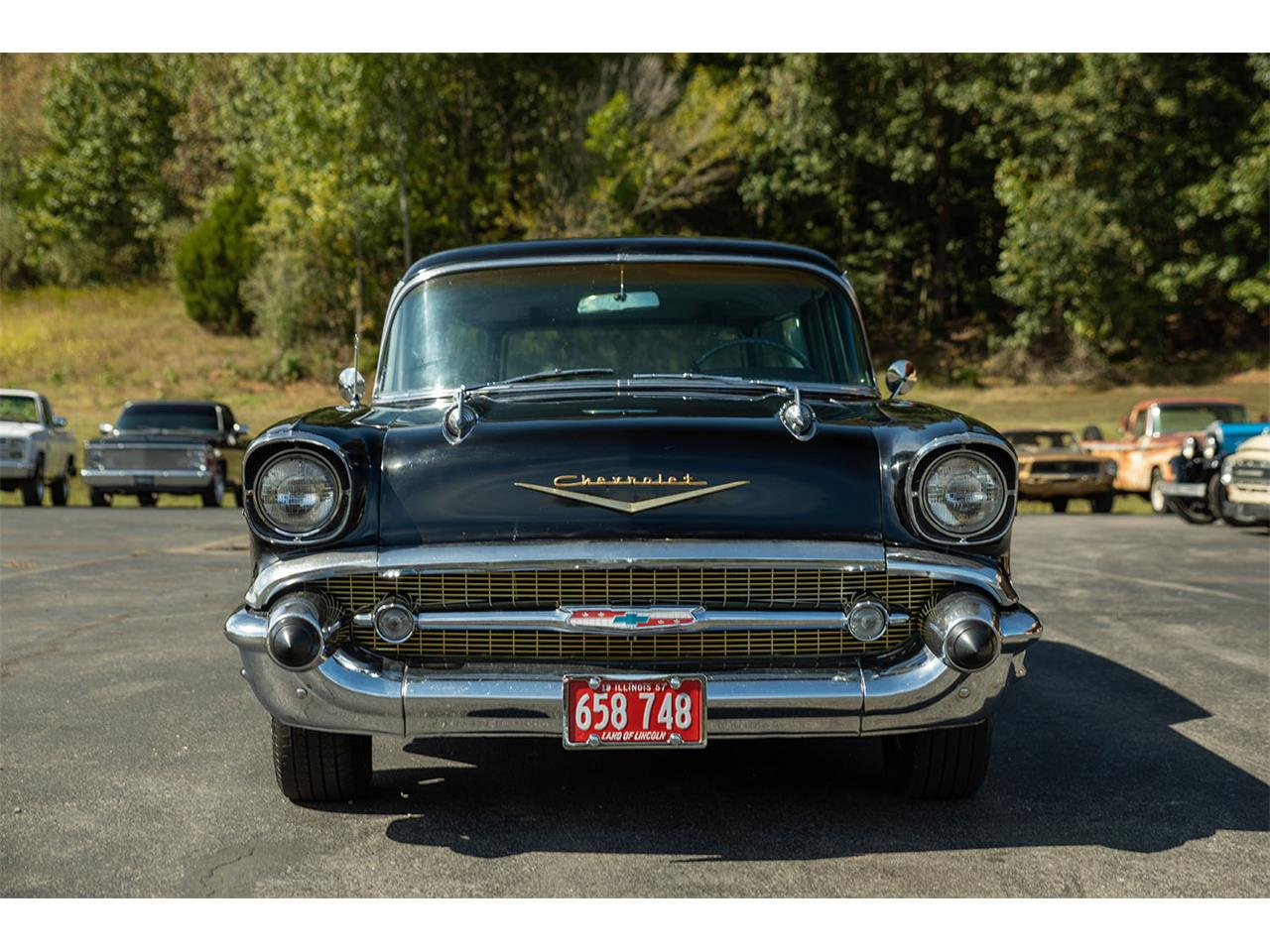 1957 Chevrolet Bel Air (CC-1270164) for sale in Dongola, Illinois