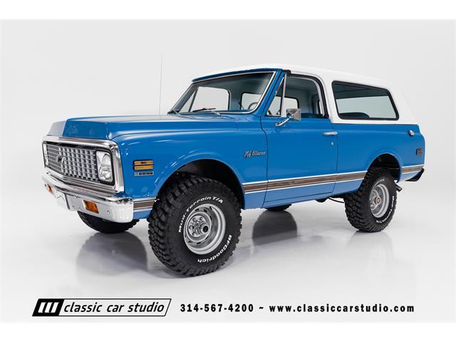 1972 Chevrolet Blazer (CC-1271642) for sale in Saint Louis, Missouri