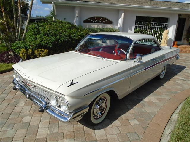 1961 Chevrolet Impala SS (CC-1271820) for sale in North Fort Myers, Florida