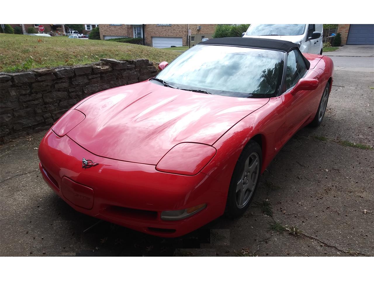 1998 Chevrolet Corvette (CC-1271824) for sale in Cincinnati, Ohio