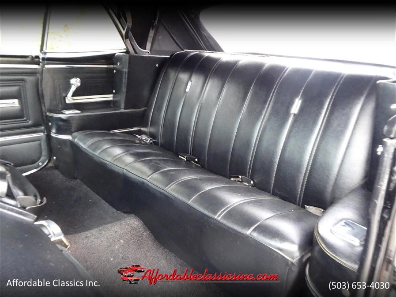 1966 Chevrolet Chevelle SS (CC-1271830) for sale in Gladstone, Oregon