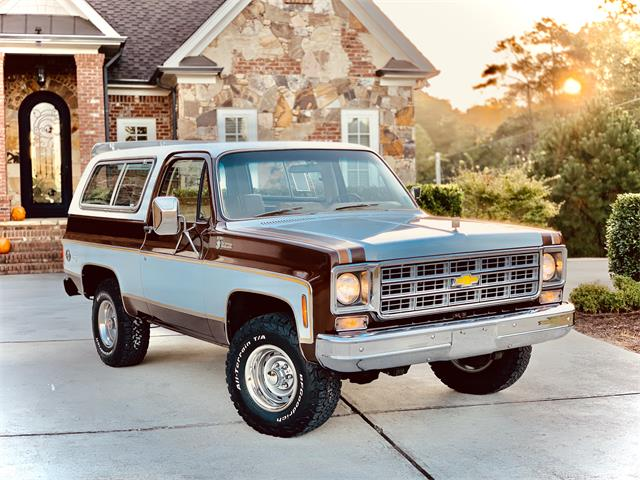 1977 Chevrolet Blazer (CC-1271831) for sale in Gainesville, Georgia