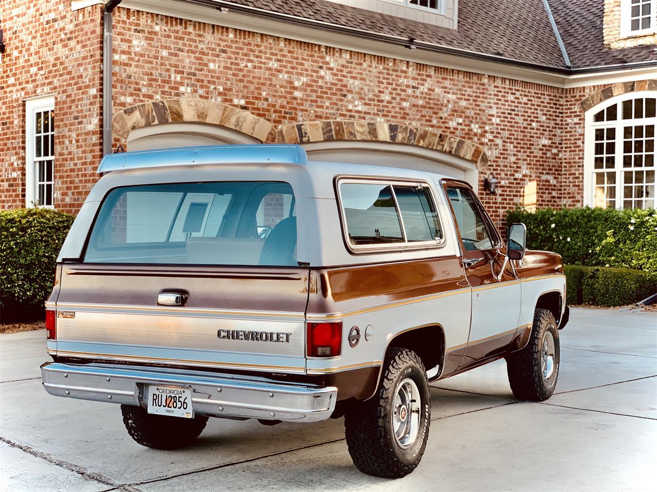 1977 Chevrolet Blazer (CC-1271831) for sale in Gainesville, Georgia