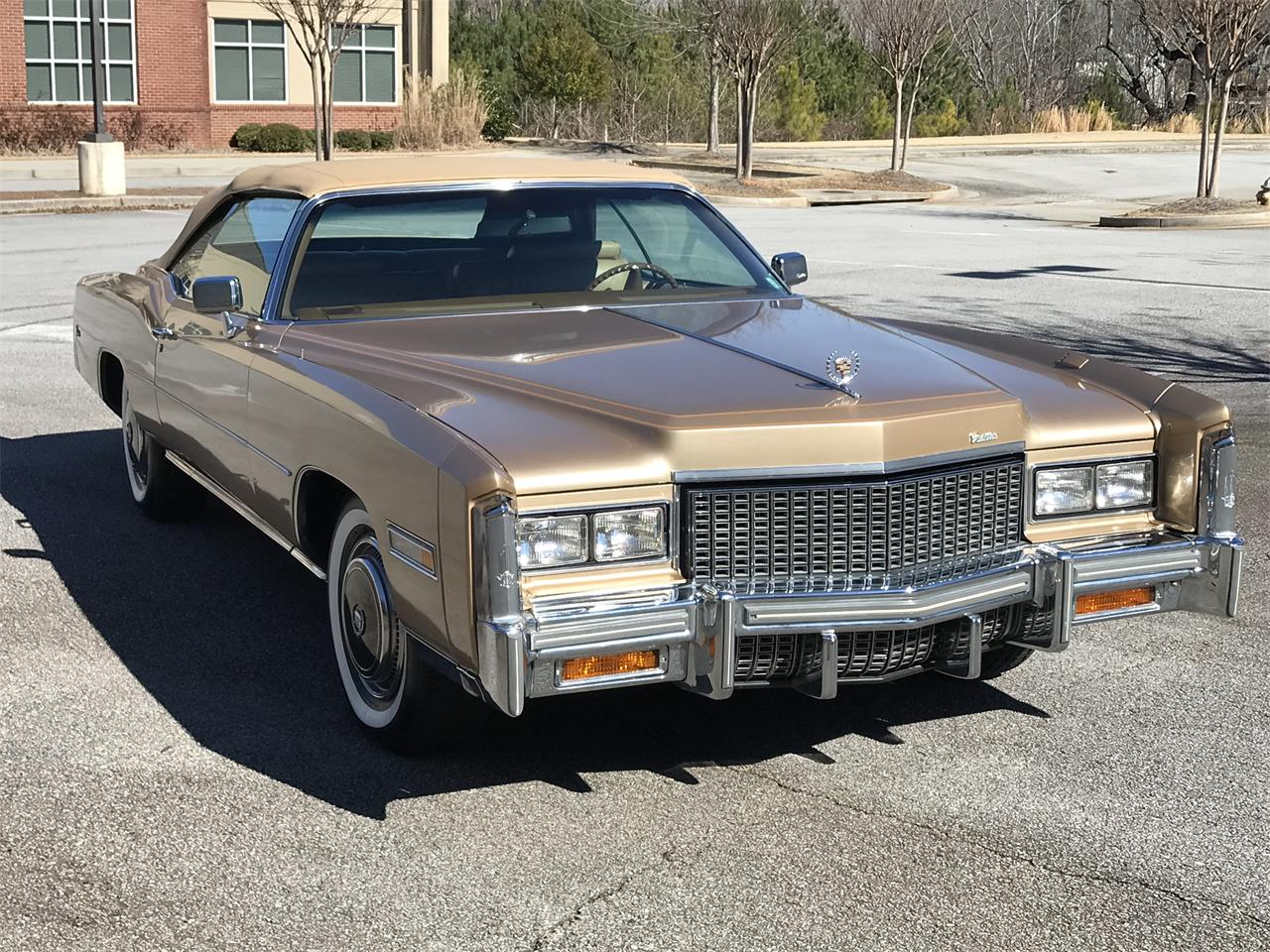 1976 Cadillac Eldorado (CC-1271840) for sale in Auburn, Georgia