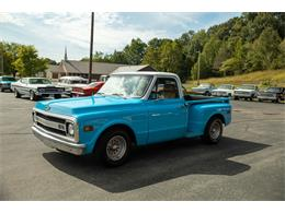 1971 Chevrolet C10 (CC-1270185) for sale in Dongola, Illinois