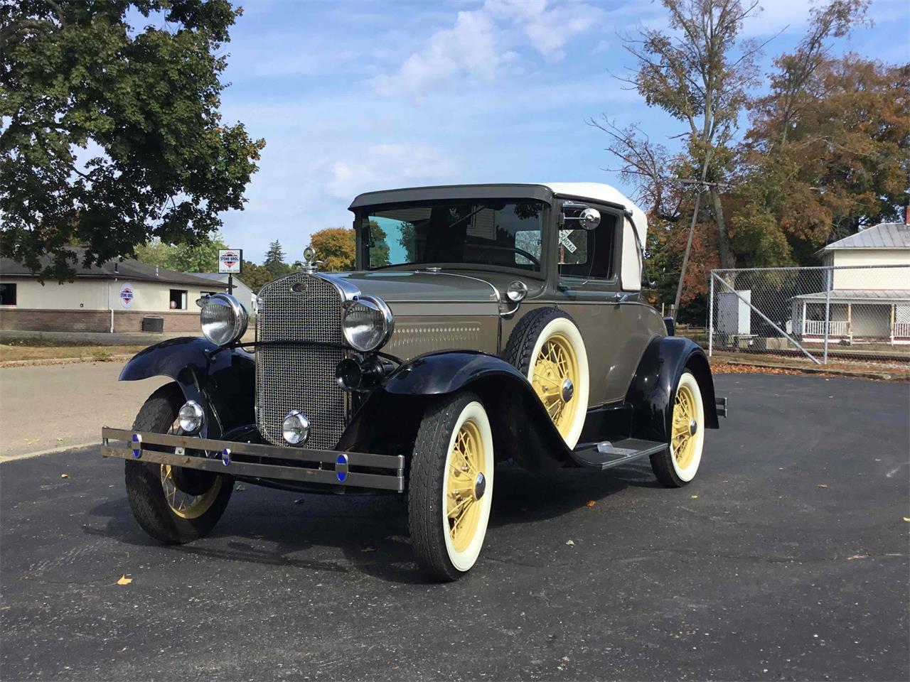 1931 Ford Model A (CC-1271852) for sale in Utica , Ohio