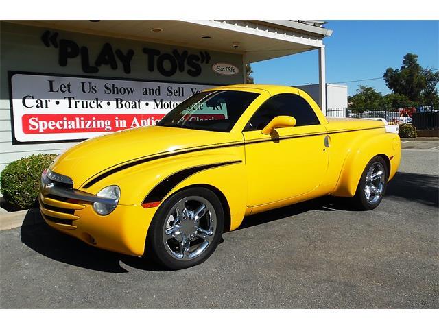 2003 Chevrolet SSR (CC-1271864) for sale in Redlands, California