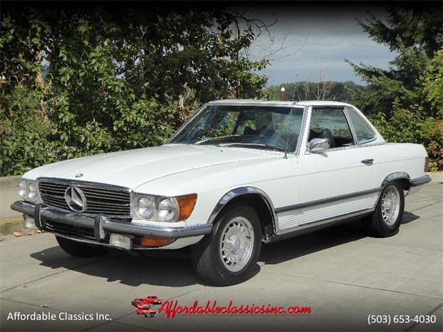 1971 Mercedes-Benz 350SL (CC-1271866) for sale in Gladstone, Oregon