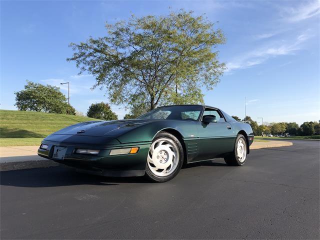 1992 Chevrolet Corvette (CC-1271872) for sale in Addison, Illinois
