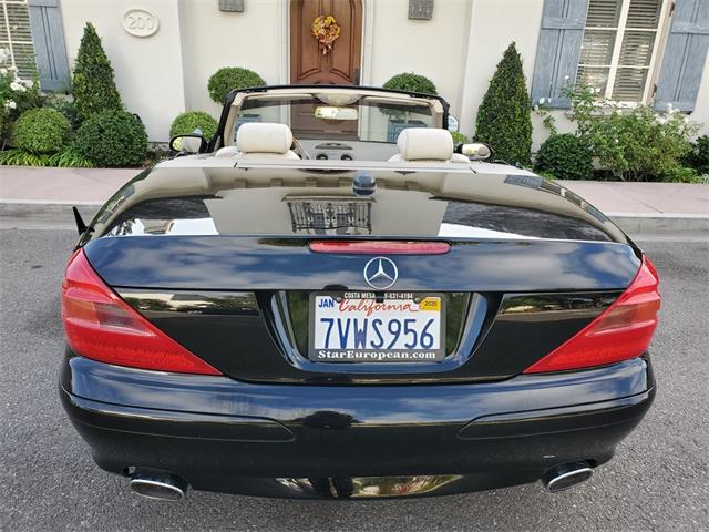 2005 Mercedes-Benz SL500 (CC-1271878) for sale in Costa Mesa, California