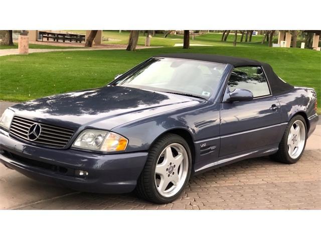 2000 Mercedes-Benz SL600 (CC-1270188) for sale in Sun Lakes, Arizona