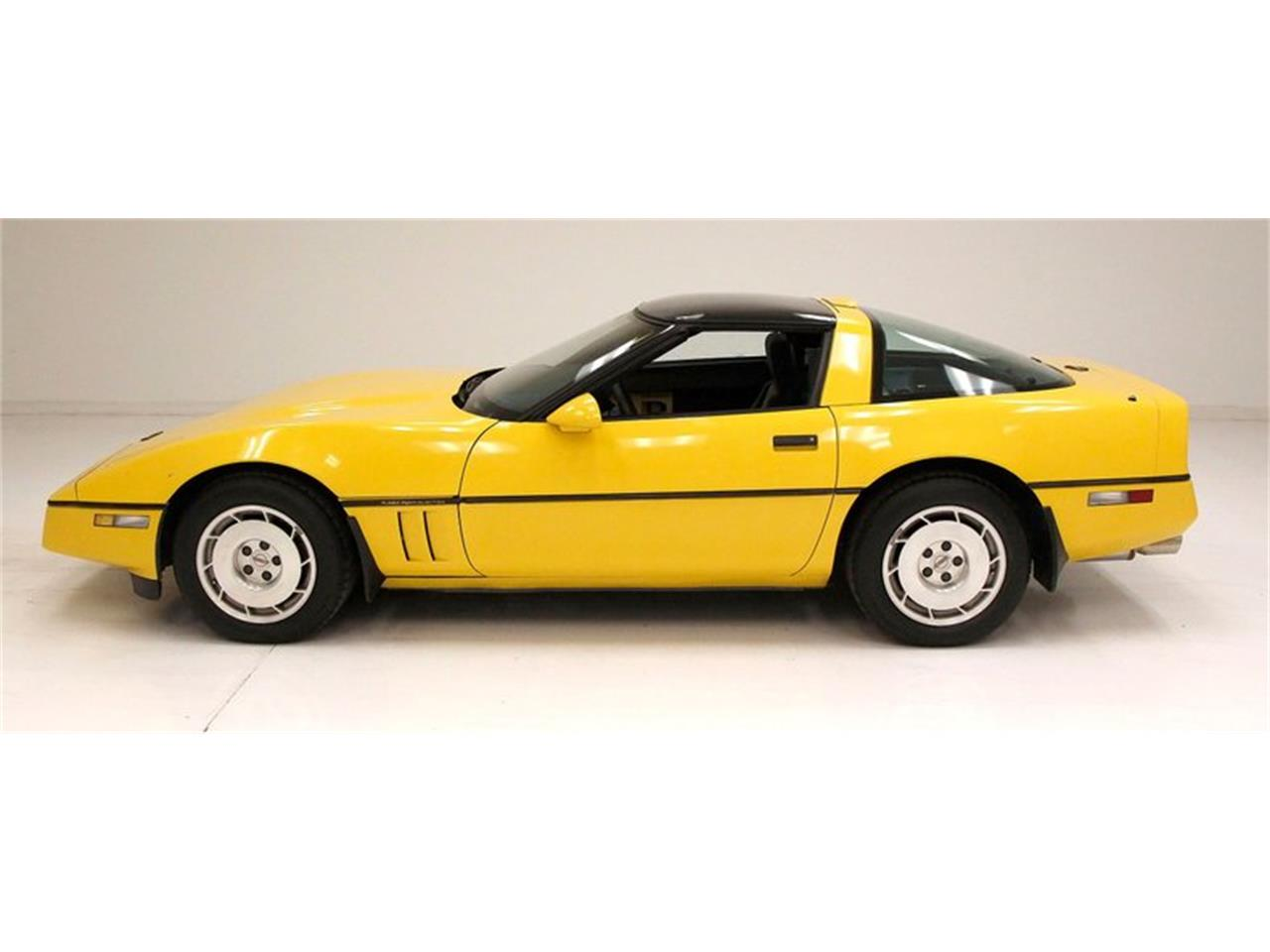 1986 Chevrolet Corvette (CC-1271890) for sale in Morgantown, Pennsylvania