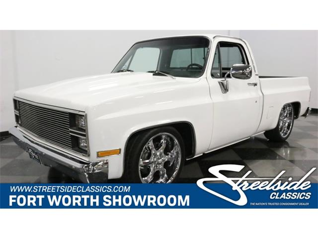 1983 Chevrolet C10 (CC-1271893) for sale in Ft Worth, Texas