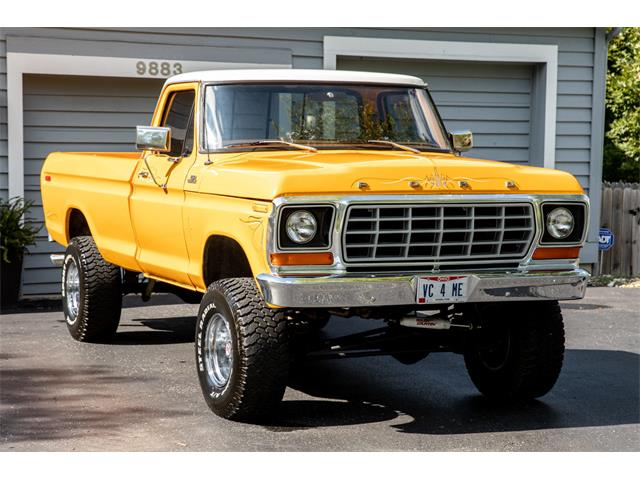 1978 Ford F150 (CC-1270191) for sale in Cincinnati, Ohio