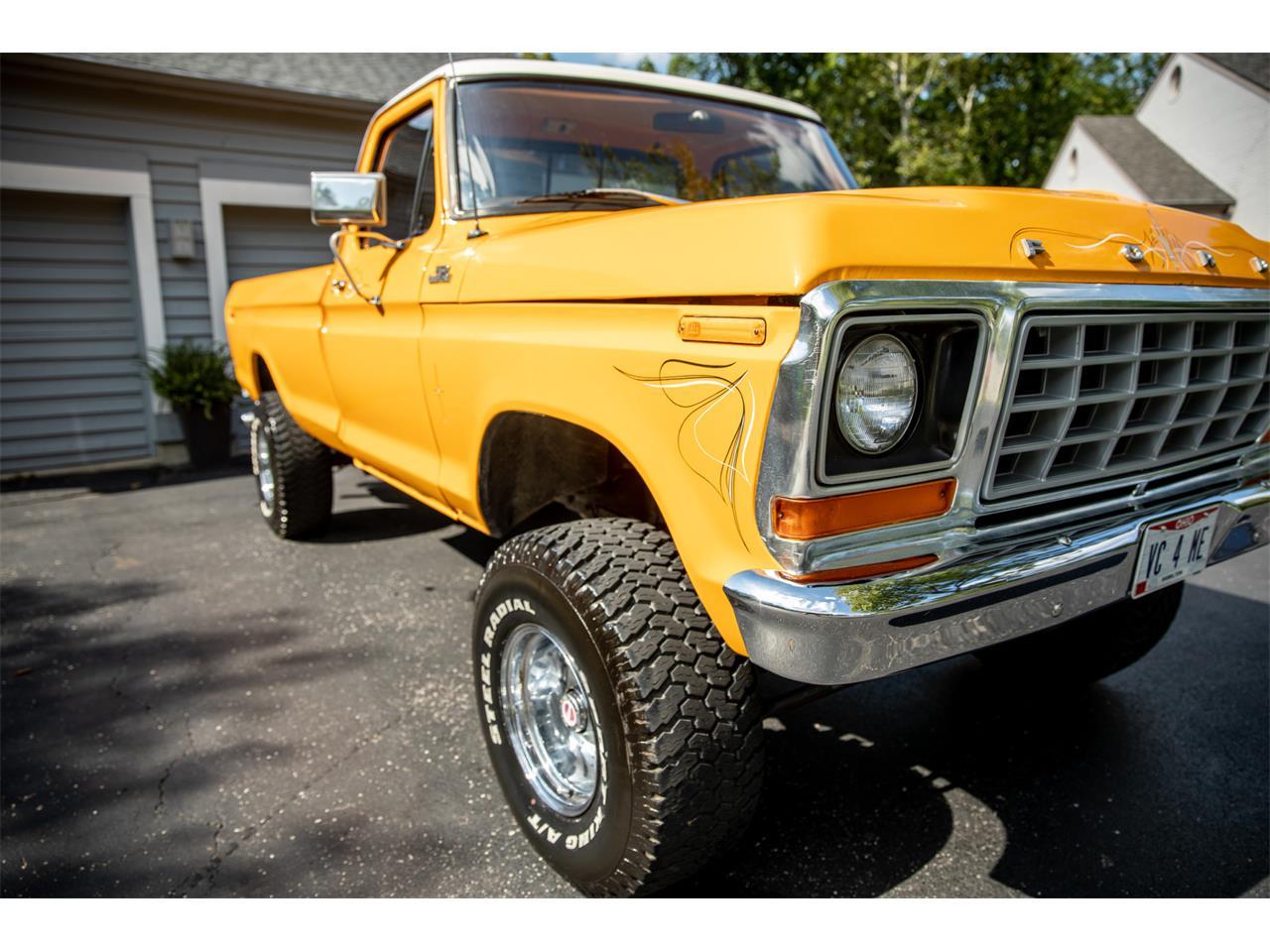 1978 Ford F150 (CC-1270191) for sale in Cincinnati, Ohio