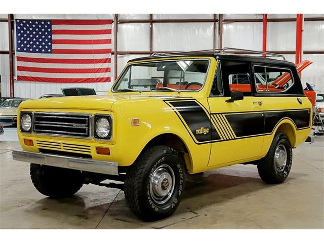 1979 International Scout (CC-1271918) for sale in Kentwood, Michigan