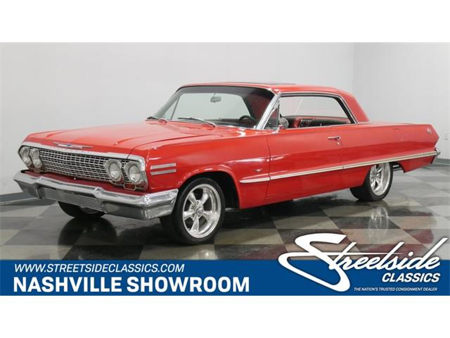 1963 Chevrolet Impala (CC-1271926) for sale in Lavergne, Tennessee