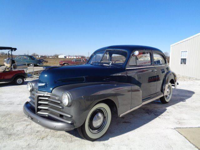 1948 Chevrolet Coupe (CC-1271955) for sale in Staunton, Illinois