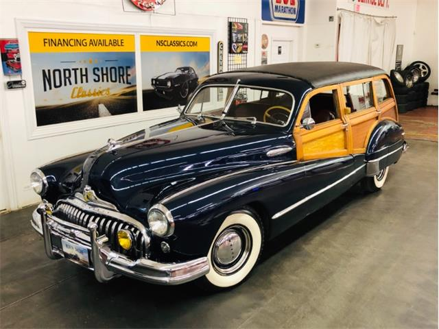 1947 Buick Roadmaster (CC-1271957) for sale in Mundelein, Illinois