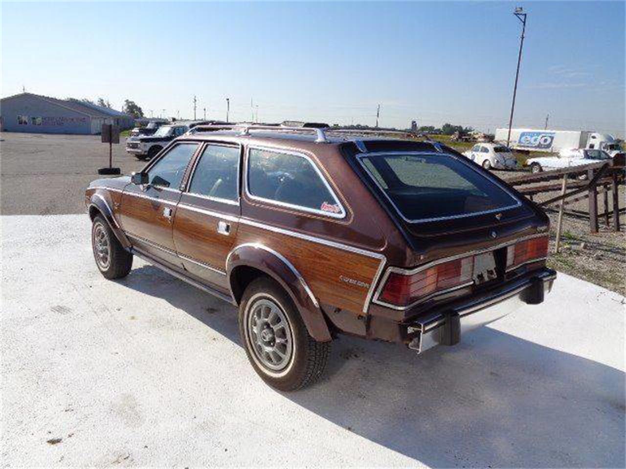 1982 AMC Eagle (CC-1271982) for sale in Staunton, Illinois