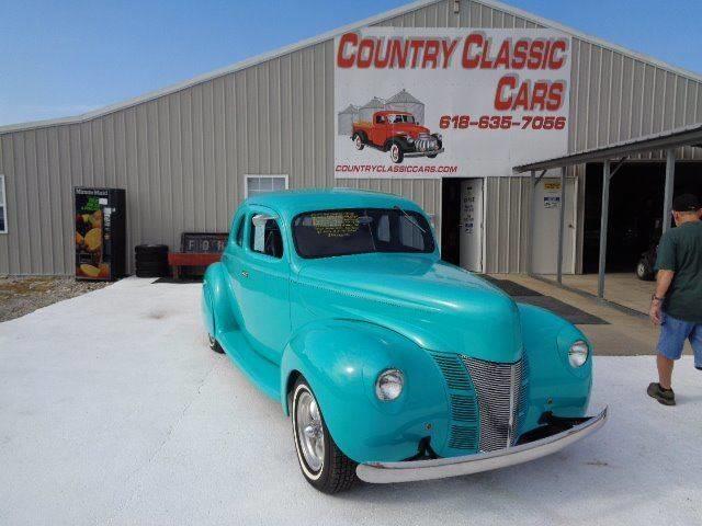 1940 Ford Coupe (CC-1271985) for sale in Staunton, Illinois