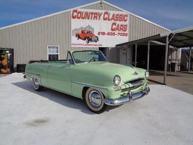 1953 Plymouth Cranbrook (CC-1271987) for sale in Staunton, Illinois