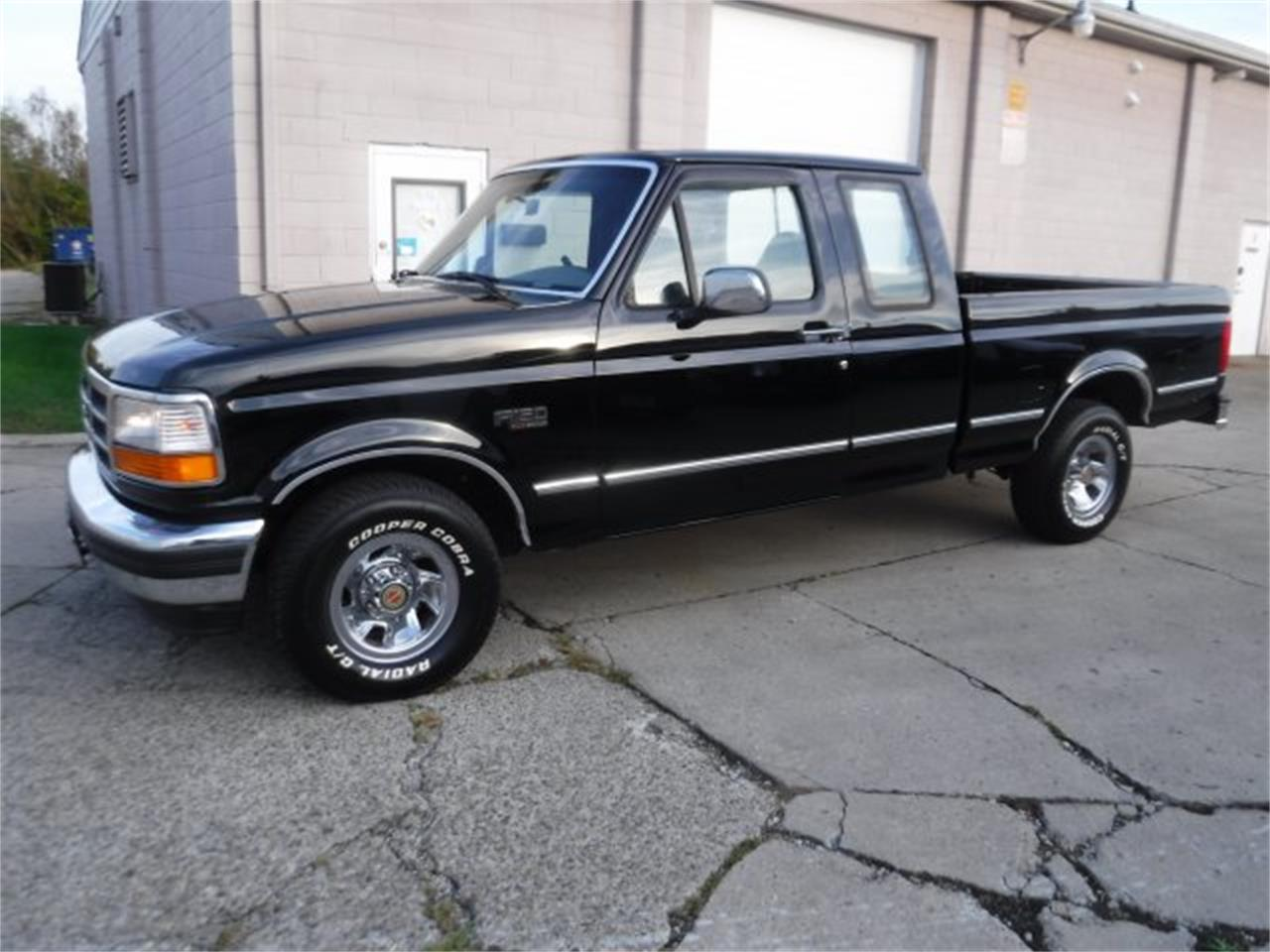1994 Ford F150 (CC-1270199) for sale in Milford, Ohio