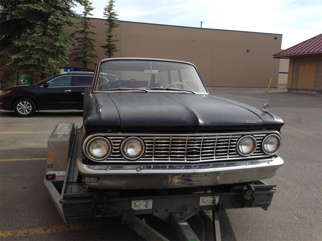 1961 Ford Station Wagon (CC-1270020) for sale in Abbotsford, B.C.