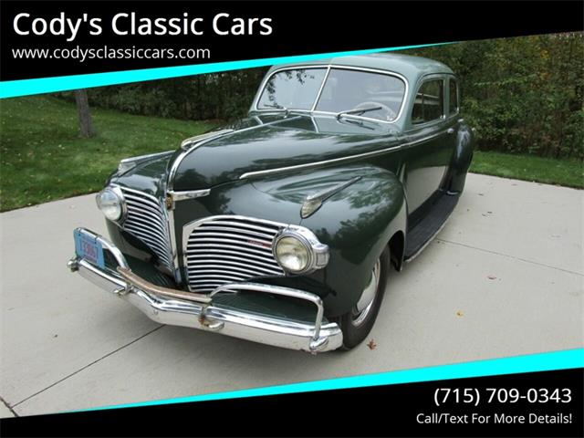 1941 Dodge Luxury Liner (CC-1272006) for sale in Stanley, Wisconsin