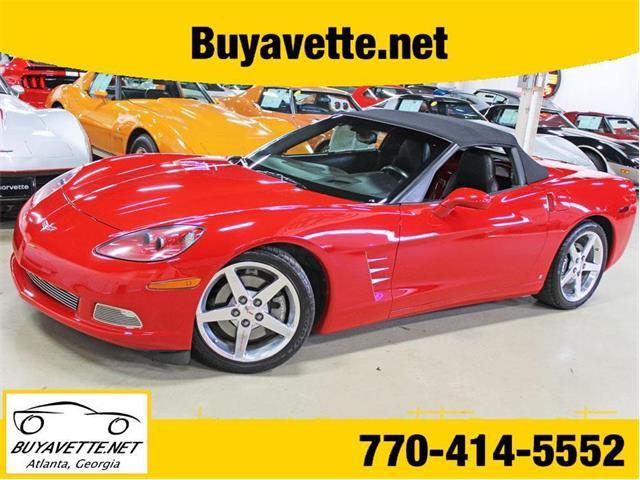 2006 Chevrolet Corvette (CC-1272018) for sale in Atlanta, Georgia