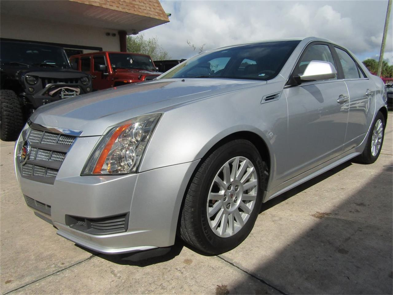 2010 Cadillac CTS (CC-1272024) for sale in Orlando, Florida
