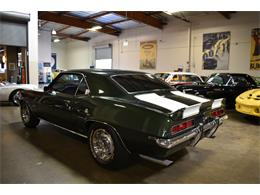 1969 Chevrolet Camaro Z28 (CC-1270203) for sale in Costa Mesa, California