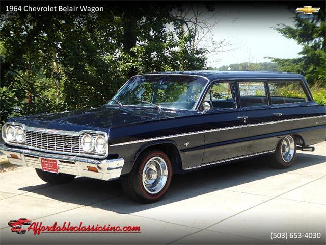 1964 Chevrolet Bel Air (CC-1272047) for sale in Gladstone, Oregon