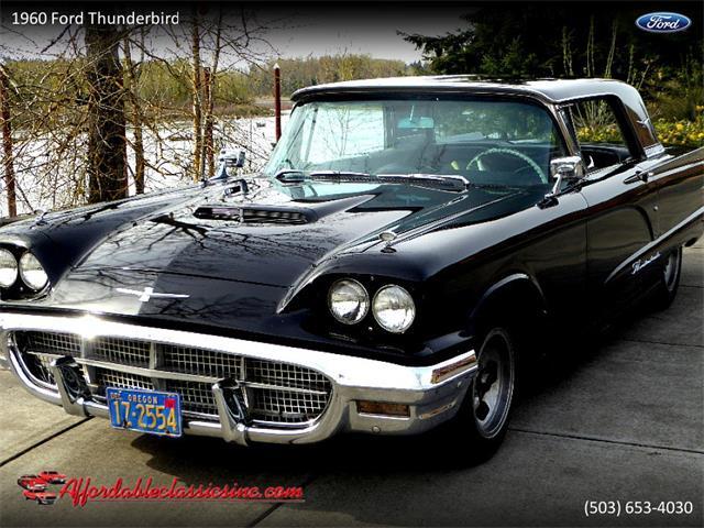 1960 Ford Thunderbird (CC-1272048) for sale in Gladstone, Oregon
