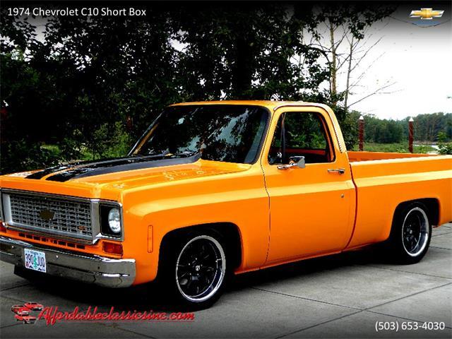 1974 Chevrolet C10 (CC-1272058) for sale in Gladstone, Oregon