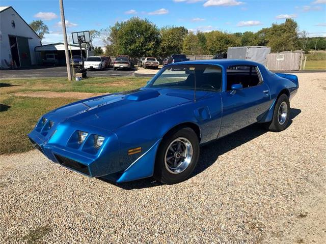 1980 Pontiac Firebird Trans Am (CC-1272070) for sale in Knightstown, Indiana
