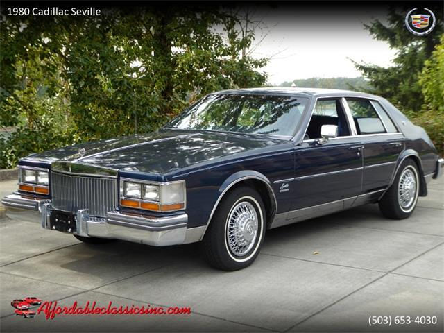 1980 Cadillac Seville (CC-1272072) for sale in Gladstone, Oregon