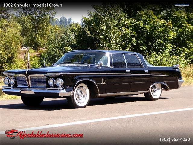 1962 Chrysler Imperial Crown (CC-1272076) for sale in Gladstone, Oregon