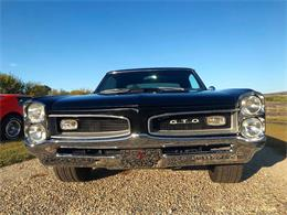 1966 Pontiac GTO (CC-1272077) for sale in Knightstown, Indiana