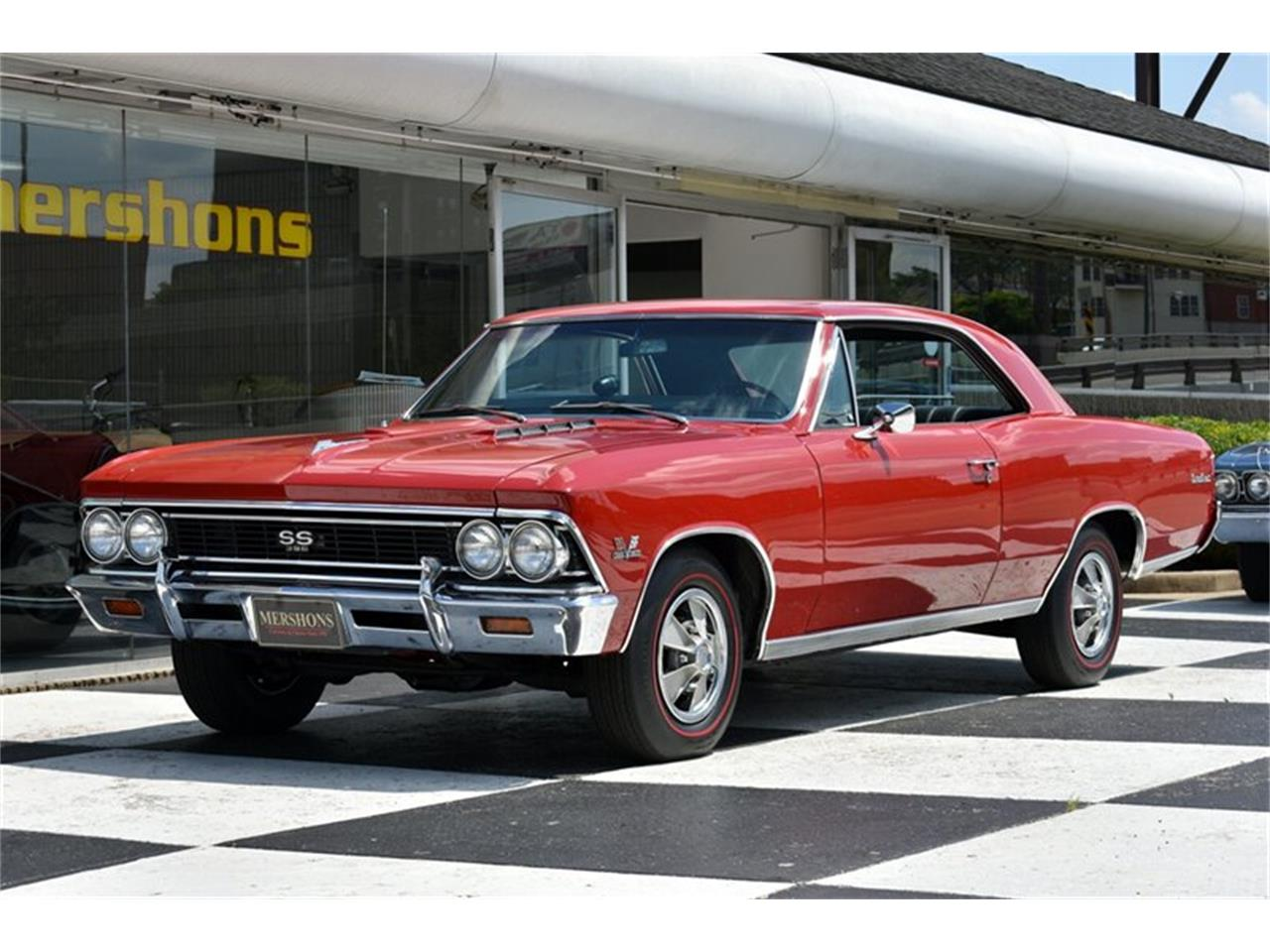 1966 Chevrolet Chevelle SS (CC-1272084) for sale in Springfield, Ohio