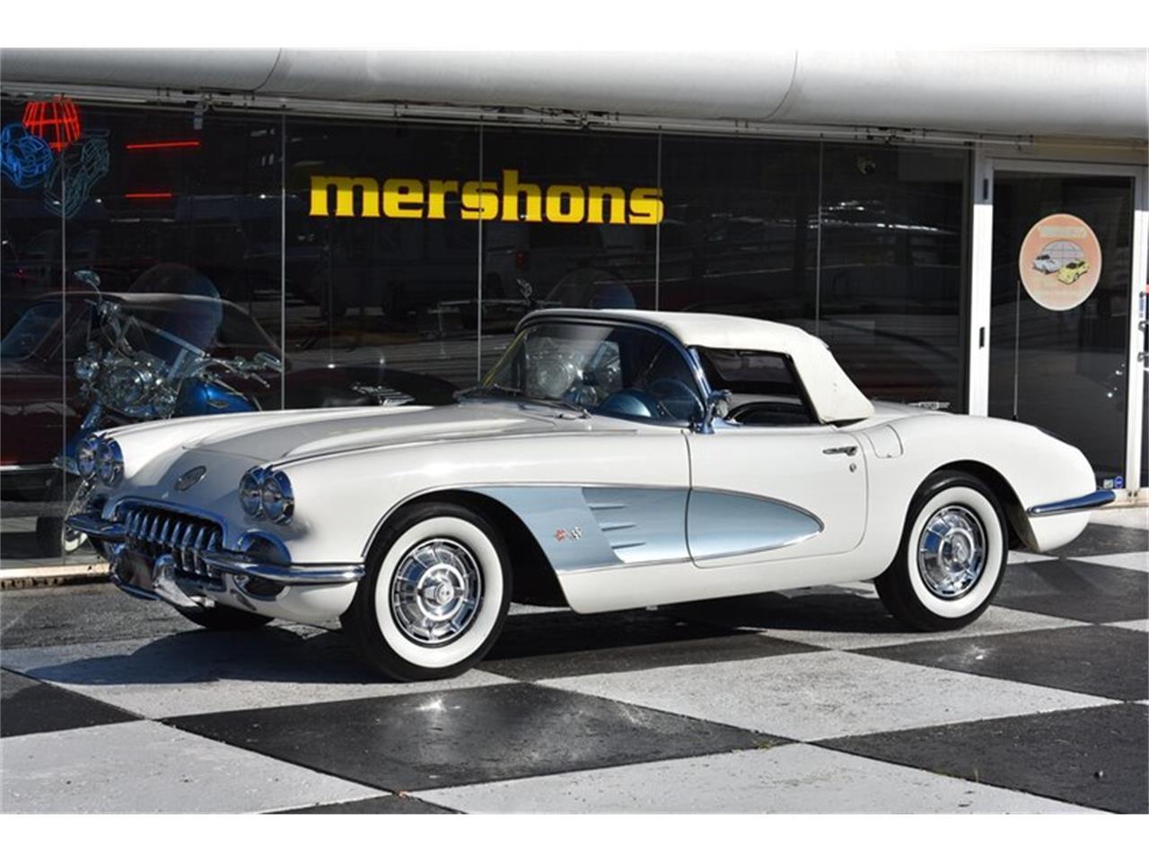 1959 Chevrolet Corvette (CC-1272087) for sale in Springfield, Ohio