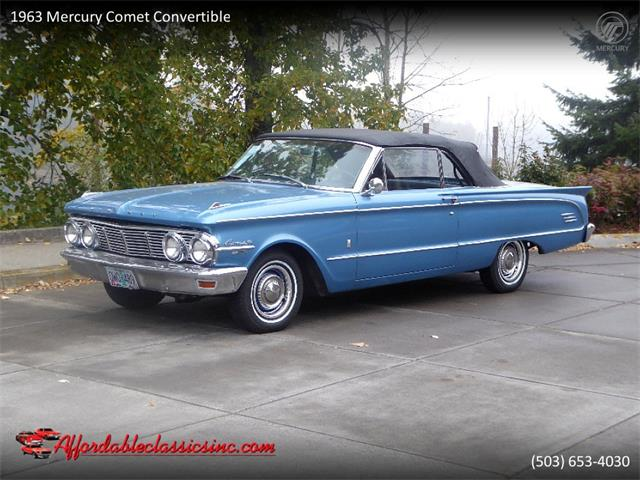 1963 Mercury Comet (CC-1272091) for sale in Gladstone, Oregon