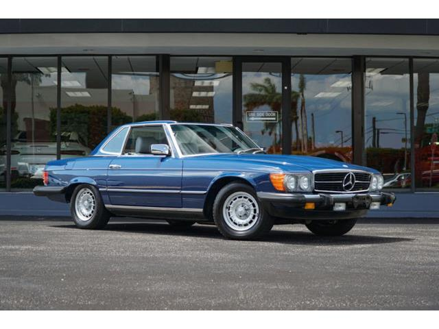 1984 Mercedes-Benz 380 (CC-1272097) for sale in Miami, Florida